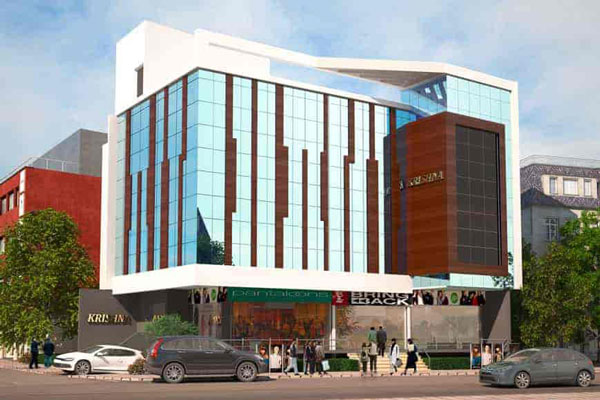 commercial building designers in hubli